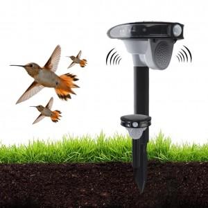 """Ultragarsinis prietaisas paukščiams atbaidyti """"BirdScaring Pro"""""""