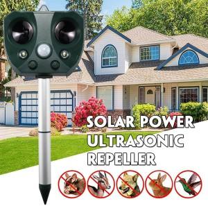 """Ultragarsinis gyvūnų ir paukščių baidytuvas """"Ultrasonic Power Profesional 8"""""""