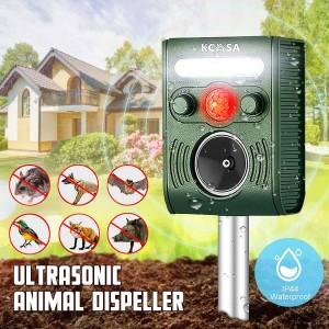 """Ultragarsinis gyvūnų ir paukščių baidytuvas """"Ultrasonic Power Profesional 4"""""""