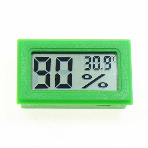 """Skaitmeninis temperatūros ir drėgnumo matuoklis """"Hygrometer Pro"""""""