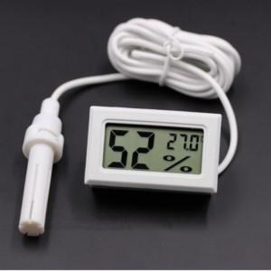 """Skaitmeninis temperatūros ir drėgnumo matuoklis """"Hygrometer Pro Plus 2"""""""
