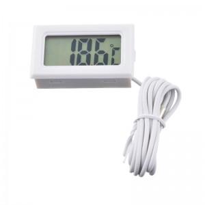 """Skaitmeninis temperatūros ir drėgnumo matuoklis """"Hygrometer Pro 12"""" (1 m.)"""