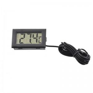"""Skaitmeninis temperatūros ir drėgnumo matuoklis """"Hygrometer Pro 16"""" (5 m.)"""