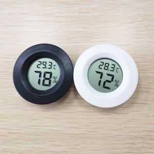 """Skaitmeninis temperatūros ir drėgnumo matuoklis """"Hygrometer Pro Plus 3"""""""