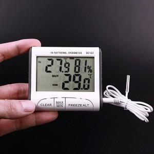 "Skaitmeninis temperatūros matuoklis ""Thermometer Pro 3"""