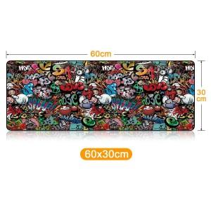 """Super didelio dydžio pelės kilimėlis """"Anti-slip Pro 2"""" (60 x 30 cm)"""