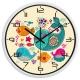 """Sieninis lauko laikrodis """"Nuostabiosios spalvotosios žūvelės"""""""