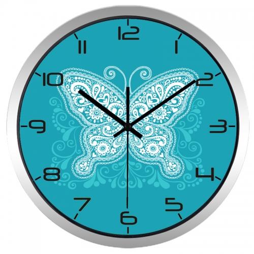 """Sieninis lauko laikrodis """"Modernus drugelis"""""""