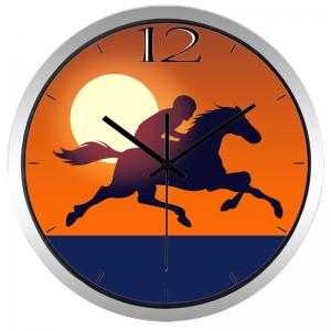 """Sieninis laikrodis """"Nuostabios pergalės laukia"""""""