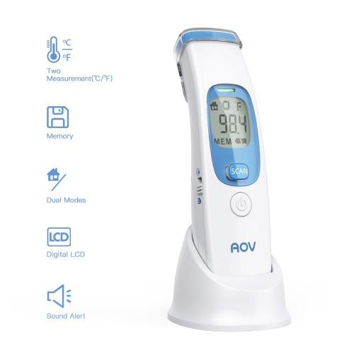 """Skaitmeninis termometras vaiko kūno temperatūrai matuoti """"Šypsenėle 11"""""""