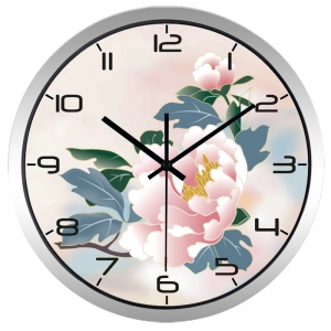 """Sieninis laikrodis """"Nuostabioji gėlelė 2"""""""