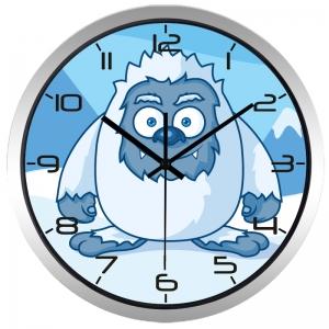 """Sieninis laikrodis """"Sniego pabaisiukas"""""""