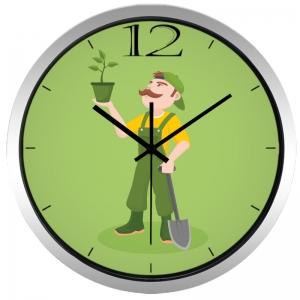 """Sieninis laikrodis """"Tikrasis sodininkas"""""""