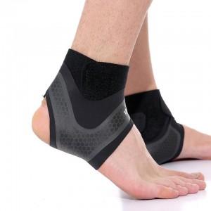 """Čiurnos apsaugos sportavimui """"Šiluma ir apsauga 3"""" (kairės kojos)"""