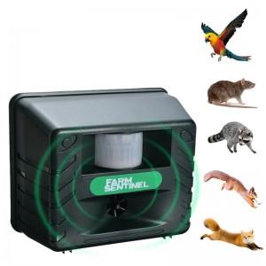 """Ultragarsinis gyvūnų ir paukščių baidytuvas """"Battery Power Profesional"""""""
