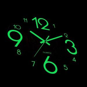 """Sieninis laikrodis """"Tebūnie šviesa 6"""" (30 cm)"""
