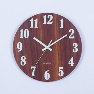 """Sieninis laikrodis """"Tebūnie šviesa 7"""" (30 cm)"""