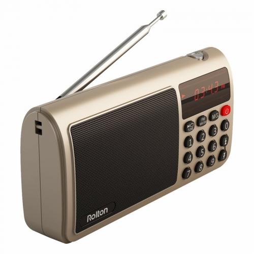 """Radijas - mp3 grotuvas """"Roltonas"""""""