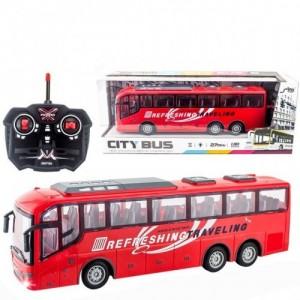 """Nuotolinio valdymo automobilis """"Luxury School Bus"""""""