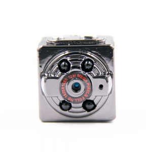 """Mini kamera """"Seklio kubas"""" (Wireless, 1080P, naktinio matymo)"""