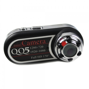 "Mini kamera ""Agentas QQ"" (Wireless, 1080P, Night Vision)"