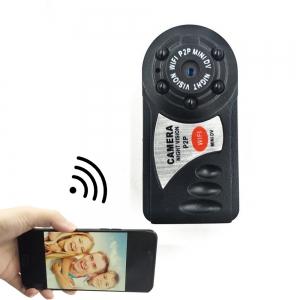 """Mini kamera """"Džeimsas Bondas"""" (Wireless, 720P)"""