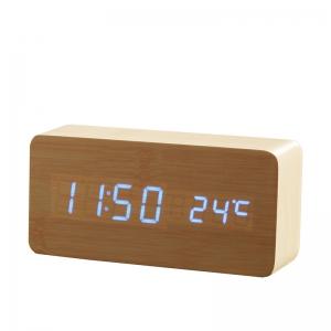 """Laikrodis """"Medžio stilius"""" (15 cm)"""
