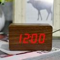 """Laikrodis """"Medžio stilius"""" (10 cm)"""