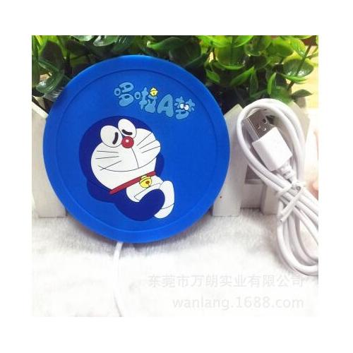 """Puodelio šildytuvas """"Katiniukas"""" (USB)"""