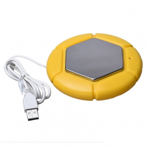"""Puodelio šildytuvas """"Šešiakampis"""" (USB)"""
