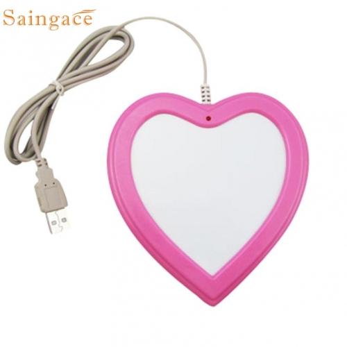 """Puodelio šildytuvas """"Meilės širdelė"""" (USB)"""