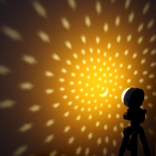 """Muzikinis šviesų projektorius """"Žvaigždžių šviesa"""""""