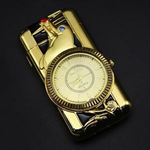 """Laikrodis žiebtuvėlis """"Auksinė antis"""" (atsparus vėjui)"""