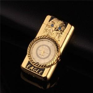"""Laikrodis žiebtuvėlis """"Auksinis erelis 2"""" (atsparus vėjui)"""