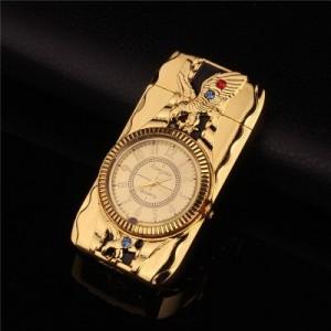 """Laikrodis žiebtuvėlis """"Auksinis erelis 3"""" (atsparus vėjui)"""