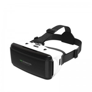 """3D virtualios realybės akiniai """"VR švytėjimas"""""""