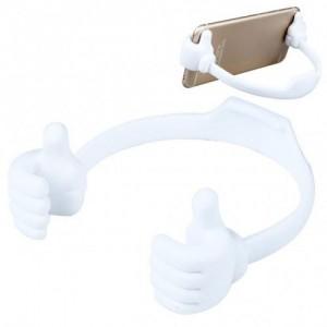 Pastatomas mobilaus telefono ar planšetinio kompiuterio laikiklis