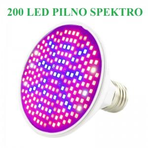 """290 LED lemputė augalams """"Puikioji šviesa 11"""""""