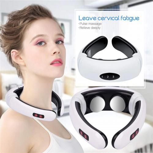 "Elektroimpulsinis kaklo masažuoklis ""3D Magnetic Pro 2"""