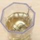 """Plieninis arbatos sietelis """"Burbulas turbulas"""""""