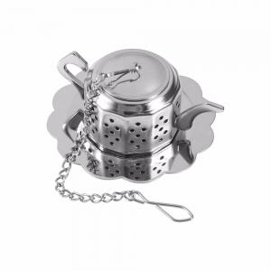 """Plieninis arbatos sietelis """"Arbatinukas"""""""