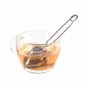 """Plieninis arbatos sietelis """"Vandens lašelis"""""""
