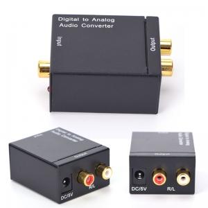 Skaitmeninio į analoginį (RCA) signalą keitiklis