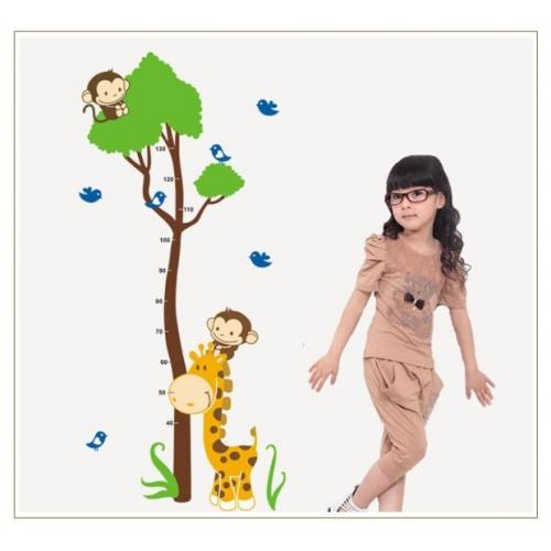"""Lipdukas """"Džiunglių žvėreliai"""" (60 x 90 cm)"""