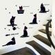 """Lipdukas """"Katinų pasaulis"""" (50 x 70 cm)"""