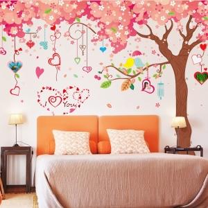 """Lipdukas """"Meilės ir laimės medis"""" (360 x 200 cm)"""
