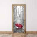 """3D lipdukas """"Paryžiaus romantika"""" (77 x 200 cm)"""