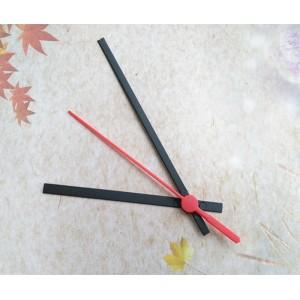 """Sieninio laikrodžio mechanizmas """"Klasika su raudona strėle"""""""