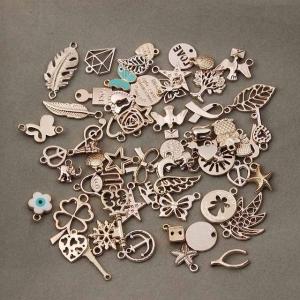 """Dekoratyviniai puošybos elementai """"Figurėlės"""" (36 vnt.)"""