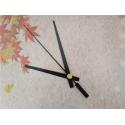 """Laikrodžio mechanizmas """"Elegantiški juodieji kardai"""" (22mm ašis, 10 vnt.)"""